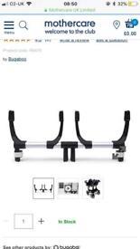 Maxicosi twin car seat adapter for Bugaboo Donkey