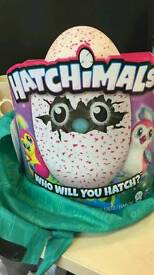 Hatchimals Pink/Teal or Purple Brand New And Boxed No1 Xmas Toy