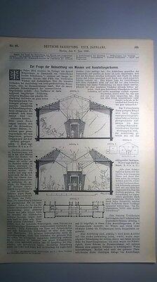 1895 46 Zirkus Beleuchtung Feuerschutz Hamburg Riothenburgsort Oelfabrik