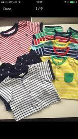 Baby infant boy holiday bundle