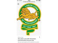 CELEBRATE 67 LIVE AT THE SSE HYDRO WITH ROD STEWART, LISBON LIONS