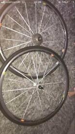 Ksyrium mavic wheelset 10 speed ultra sport