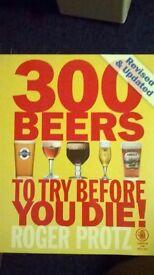 300 Beers to try before you die