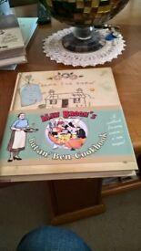 3 x Cook books..immaculate..2 x Broons..1 x Grandmas Cookbook..