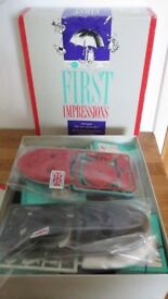 Vintage First Impressions Family Board Game By Waddingtons 1989