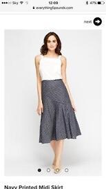 Free, 2 skirts size 14