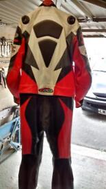 Spidi motorbike leathers