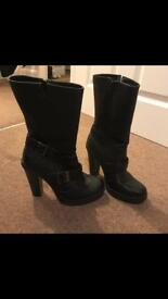 Winter boots - Size 4 - George @asda
