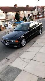 BMW 3 Series E36 318iS 2 door coupe.