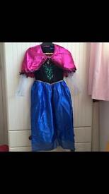 Disney Frozen Ana Dress