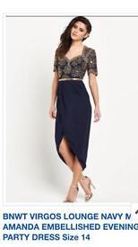 Virgo lounge dress