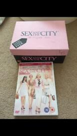 Sex & City boxset & film