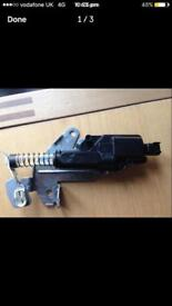 Ford Fusion boot lock actuator 2002 to 2012
