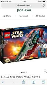 Lego ucs slave 1 for sale brand new and sealed £150