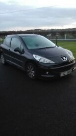 PEUGEOT 207 2009 1.4 HDI FOR SALE
