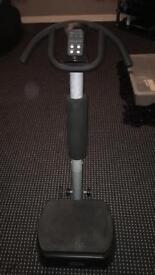 Vibrating Plate & Crosstrainer