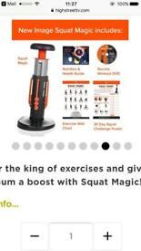 Squat magic deluxe