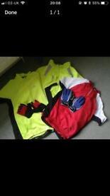 Children's cycling gear
