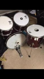 Drum stuff job lot