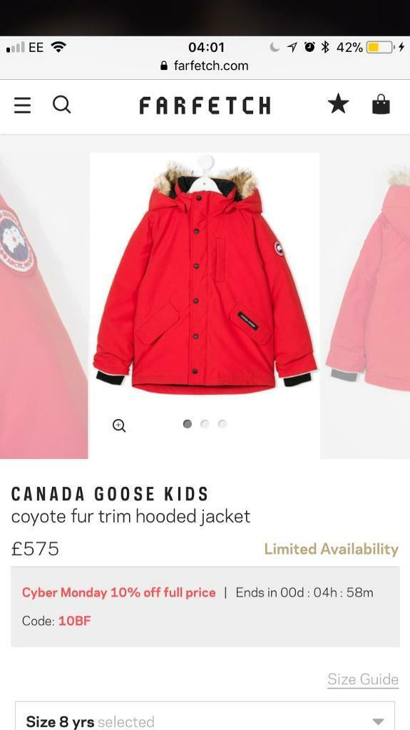 canada goose gumtree liverpool