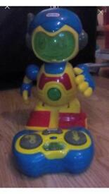 Little tykes robot