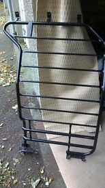 PEUGEOT BIPPER 2012 DRIVER SAFETY CAGE/BULKHEAD.