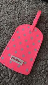 Cath Kidston luggage tag