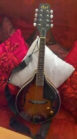 Electro Accoustic Mandolin made by Corts