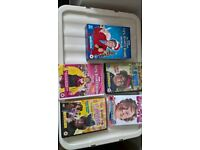 Collection of Mrs Brown's DVDs