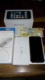 iPhone 5S in box