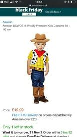 Baby toy story outfit