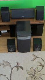 Subwoofer Pioneer + Eltax speakers