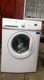 Washing machine zanussi full working 3months garanted free delivery
