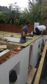 Carpentry decking kitchens painting and decorating