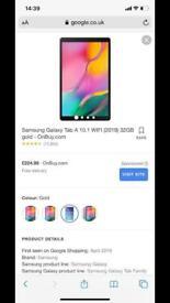 Samsung galaxy A 1 Tab 32gb