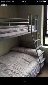 JayBe triple sleeper bunk