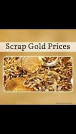 **WANTED** Scrap Gold