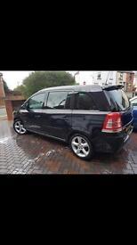 Vauxhall zafira 1.8 sri B (58) *LOOK low mileage