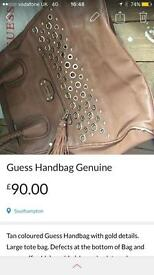 Guess Handbag Genuine