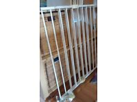 Mothercare Stair Gate - extending