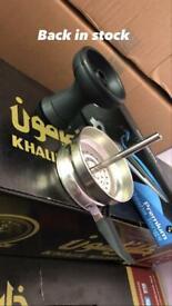 Shisha heat management + silicone pot