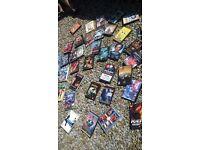 job lot of DVDS mixed titles