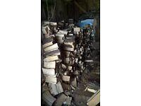 Barn Stored Logs