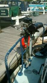 British Seagull 40+ Outboard forty plus