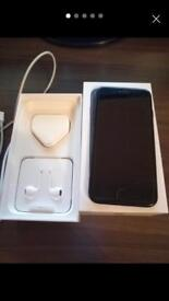 iPhone 7 Jet Black 32GB unlocked to all networks like new