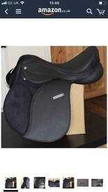 "14"" pony saddle"