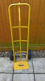 Rolson 400 lb Capacity Hand Truck with 10-inch Wheels