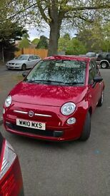 Fiat 500 For sale. Excellent condition, low milage, very cheap on tax, cheap to run. fantastic car.