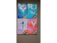 4-Rainbow Magic Books Good condition