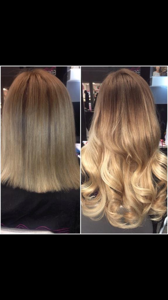 Hair Extensions Easilocks Tapes Wefts In Newry County Down